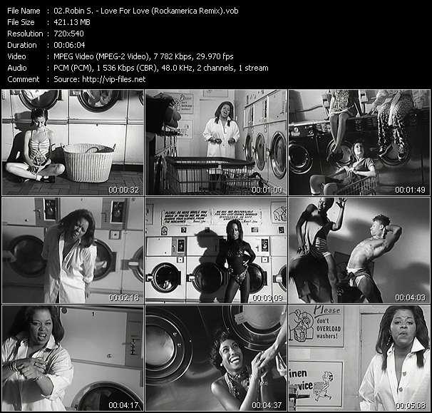 Robin S. video screenshot