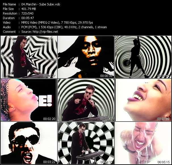 Marchin video screenshot