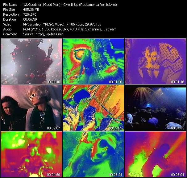 Goodmen (Good Men) video screenshot