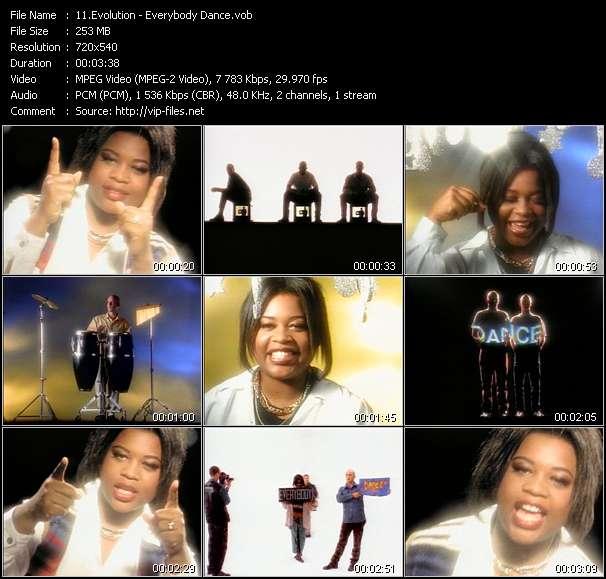 Evolution video screenshot