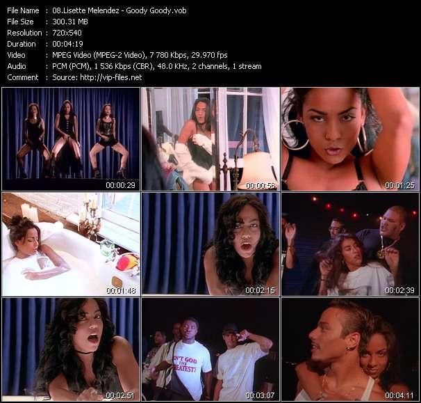 Lisette Melendez video screenshot