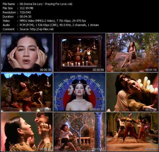 Donna De Lory video screenshot