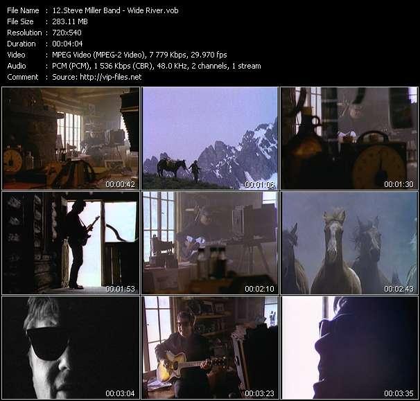 Steve Miller Band video screenshot