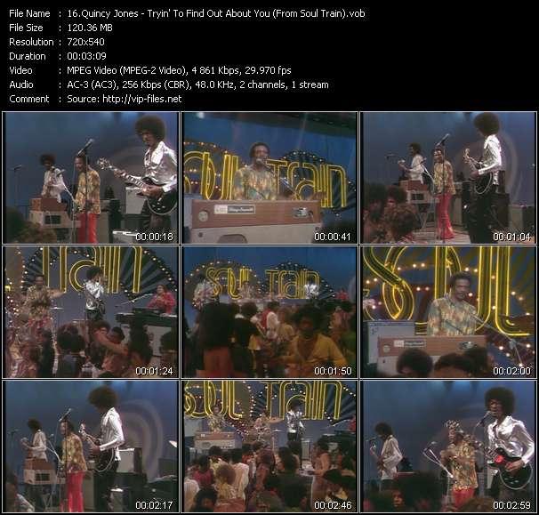 Quincy Jones video screenshot