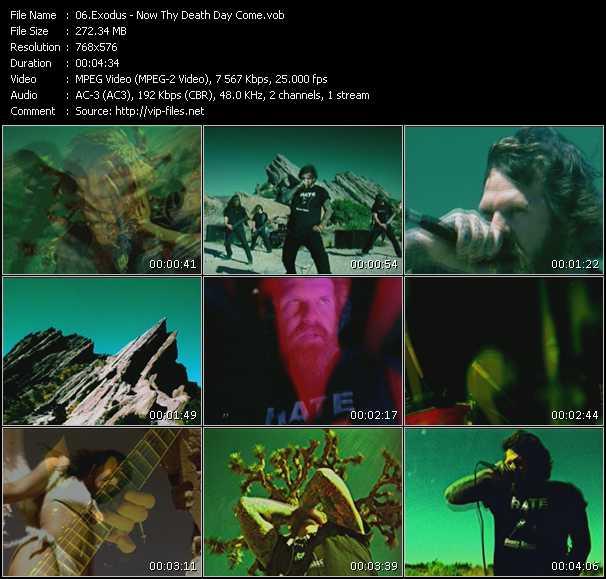 Exodus video screenshot