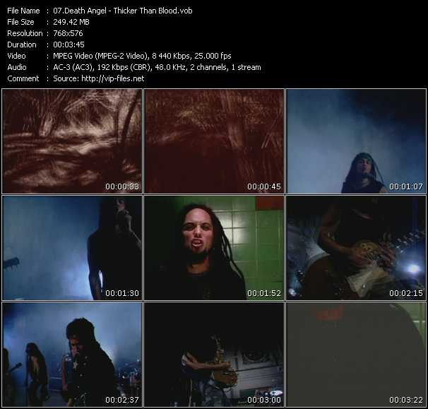 Death Angel video screenshot