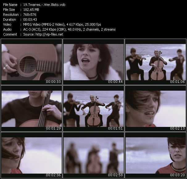 Twarres video screenshot