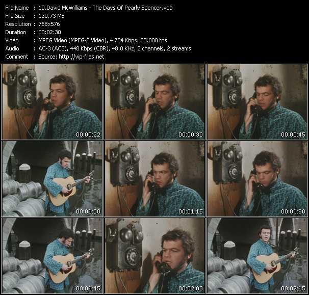 David McWilliams video screenshot