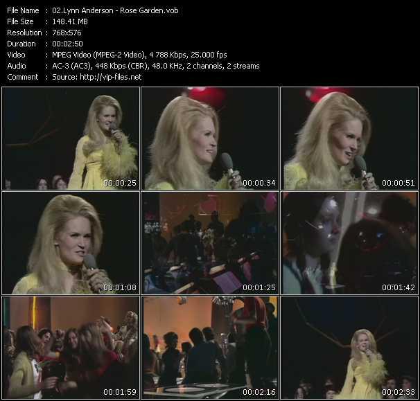 Lynn Anderson video screenshot