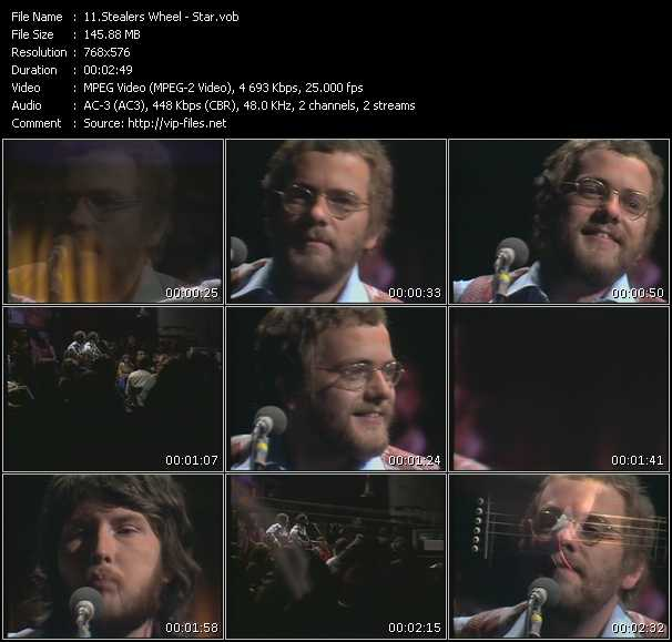 Stealers Wheel video screenshot