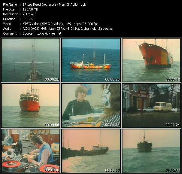 Les Reed Orchestra video screenshot