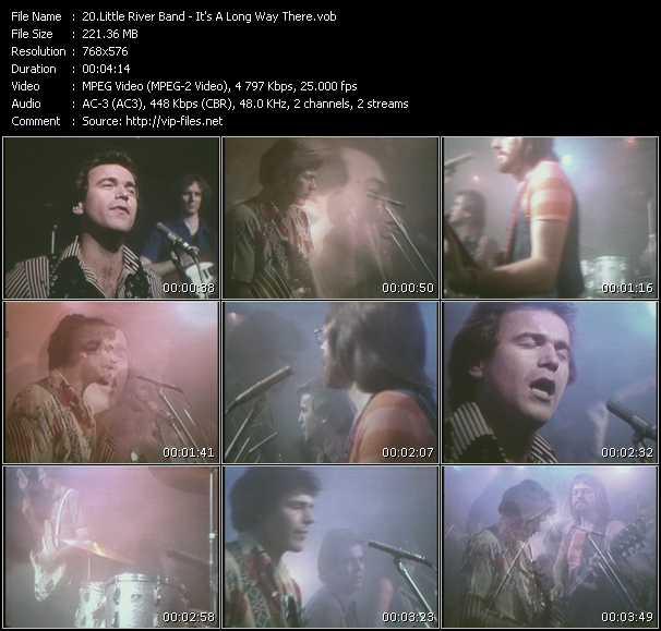 Little River Band video screenshot