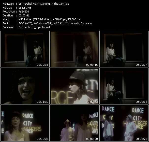 Marshall Hain (Marshall And Hain) video screenshot