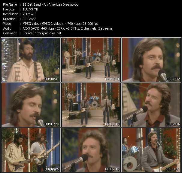 Dirt Band video screenshot