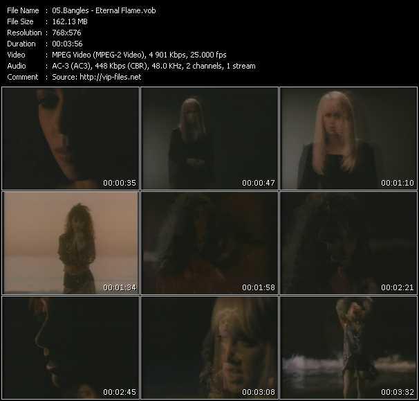 video Eternal Flame screen
