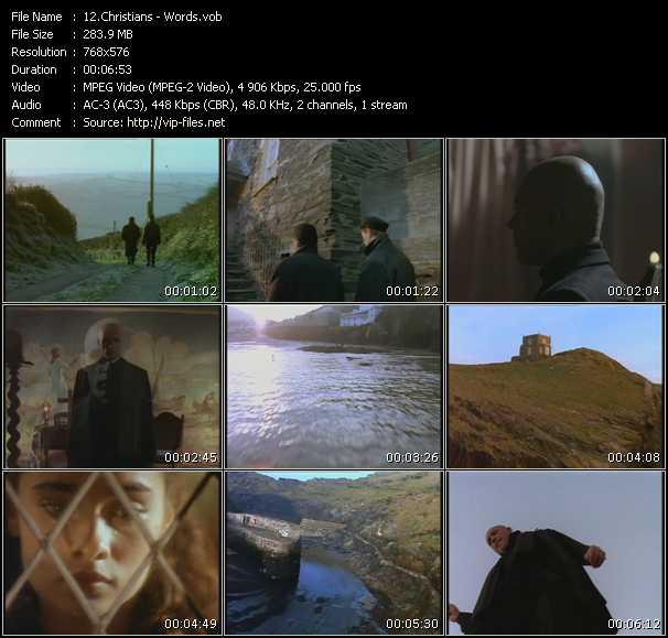 Christians video screenshot