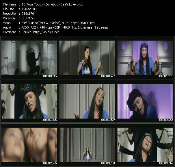 Total Touch video screenshot