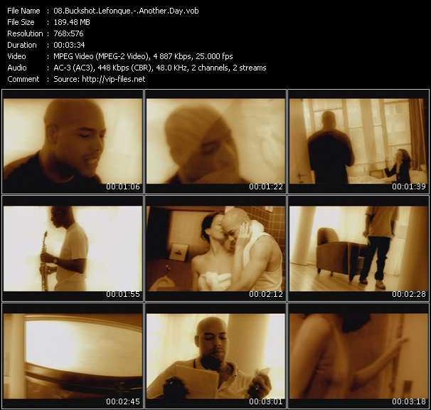 Buckshot Lefonque video screenshot