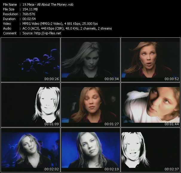 Meja video screenshot