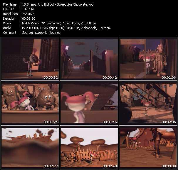 Shanks And Bigfoot video screenshot