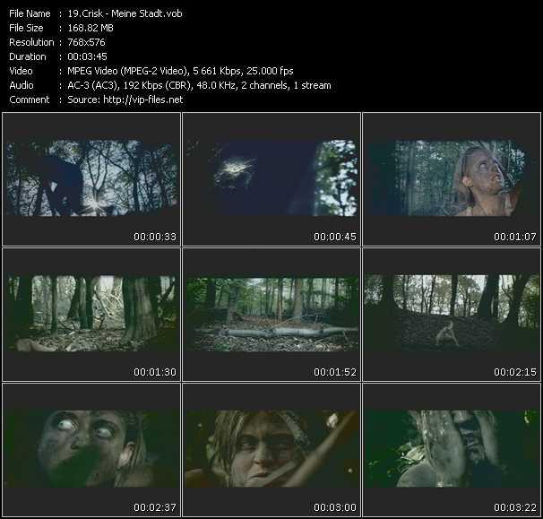 Crisk video screenshot