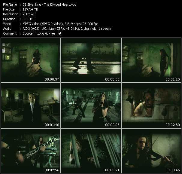 Elvenking video screenshot