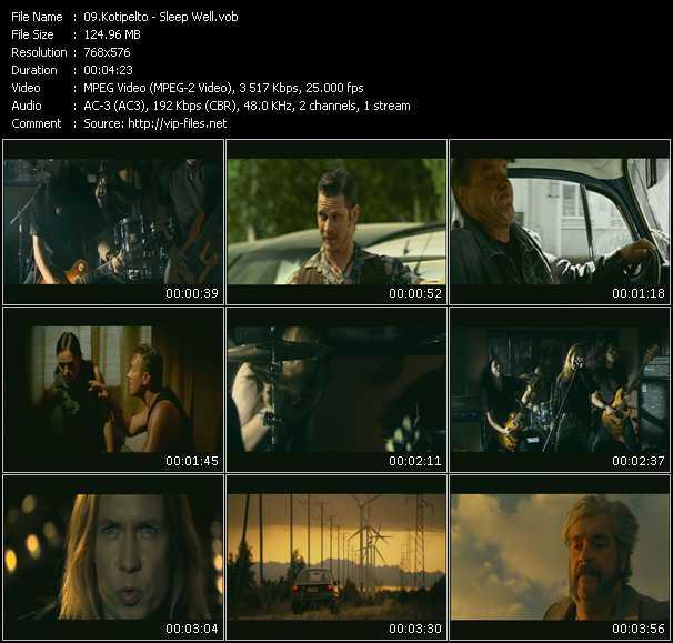 Kotipelto video screenshot