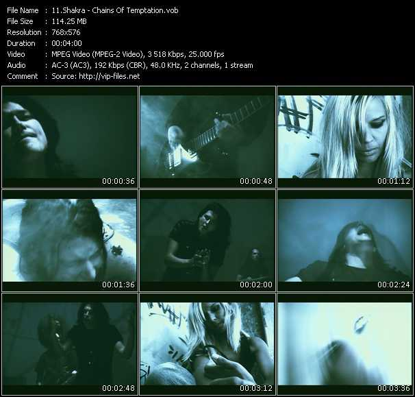 Shakra video screenshot