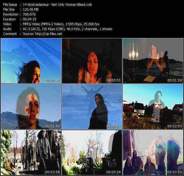Nostradameus video screenshot