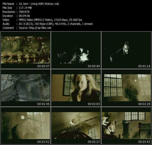 Jorn video screenshot