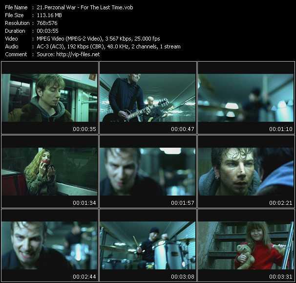 Perzonal War video screenshot