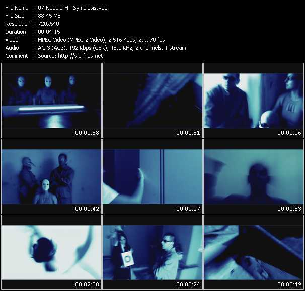 Nebula-H video screenshot