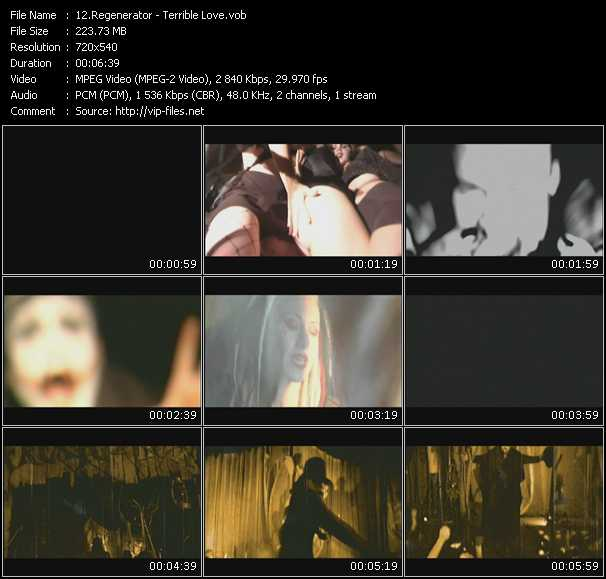 Regenerator video screenshot