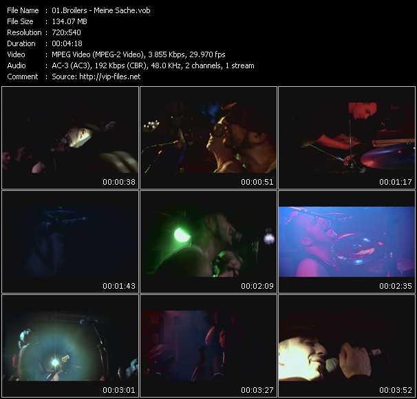 Broilers video screenshot