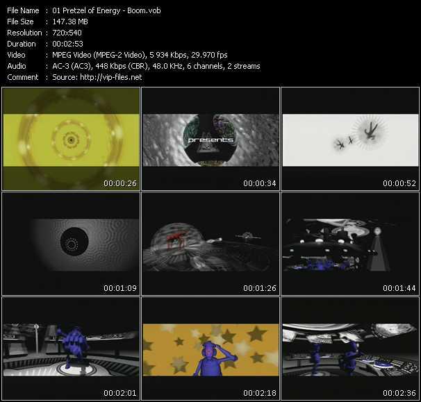 Pretzel of Energy video screenshot