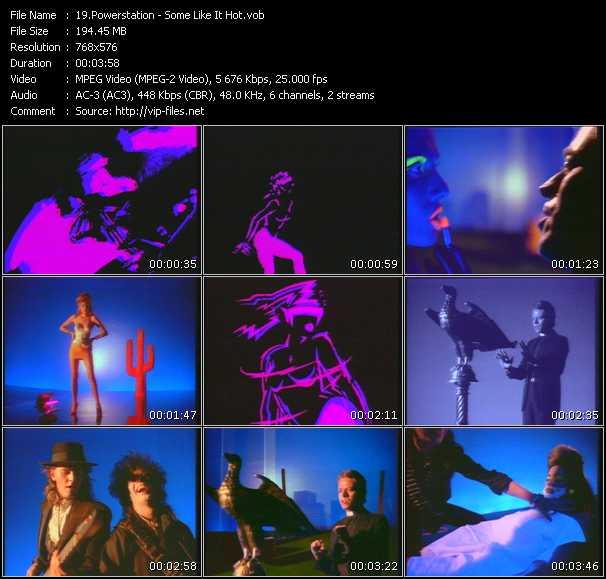 Powerstation video screenshot