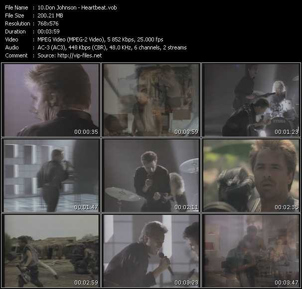 Don Johnson video screenshot