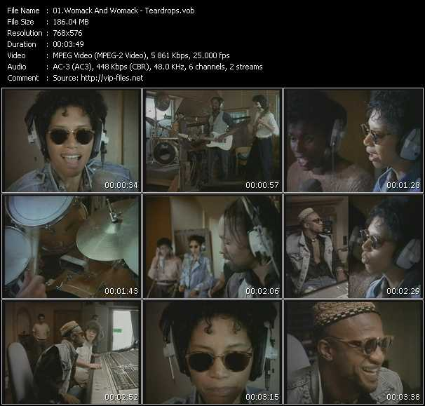 Womack And Womack video screenshot