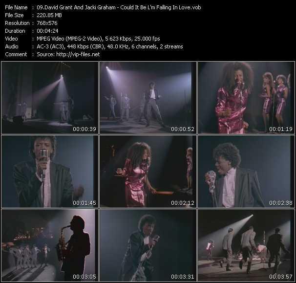 David Grant And Jacki Graham video screenshot