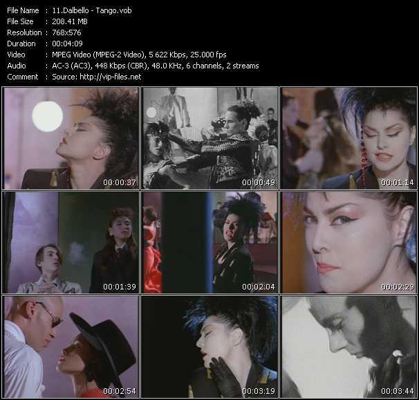 Dalbello video screenshot