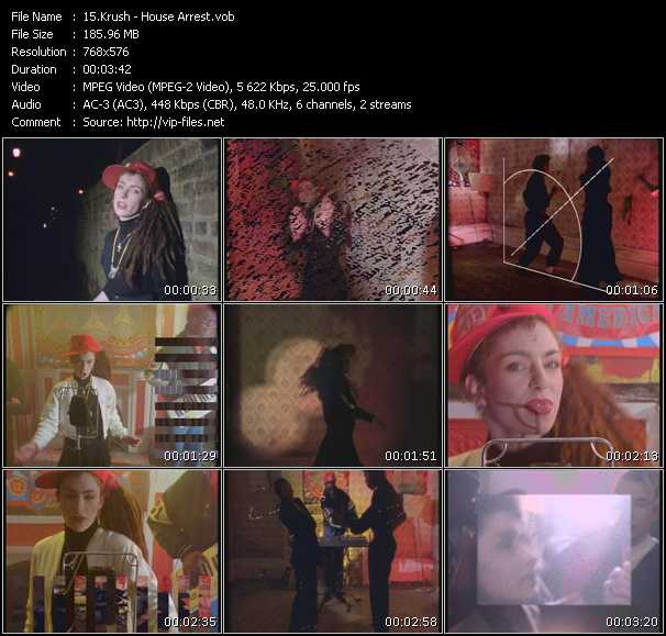 Krush video screenshot