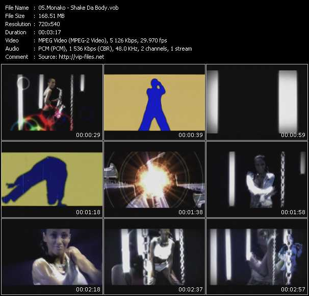 Monako video screenshot