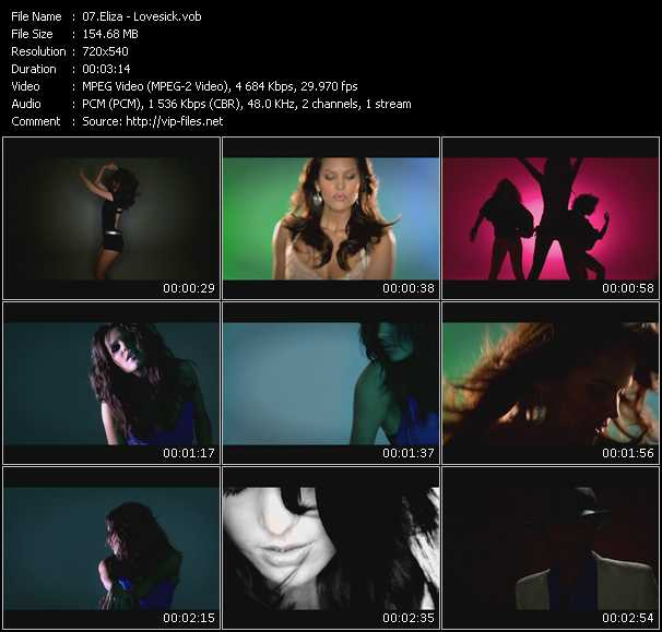 Eliza video screenshot