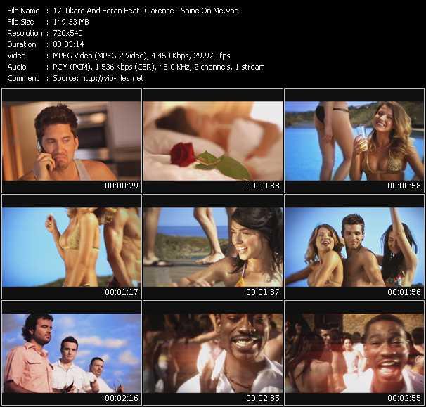 Tikaro And Feran Feat. Clarence video screenshot