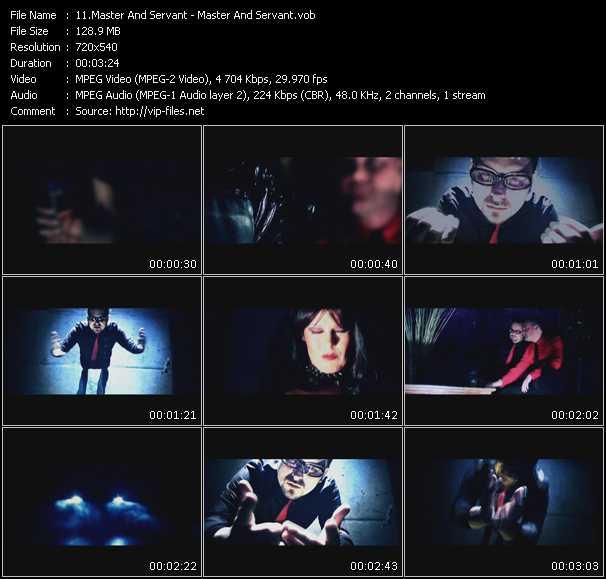 Master And Servant video screenshot