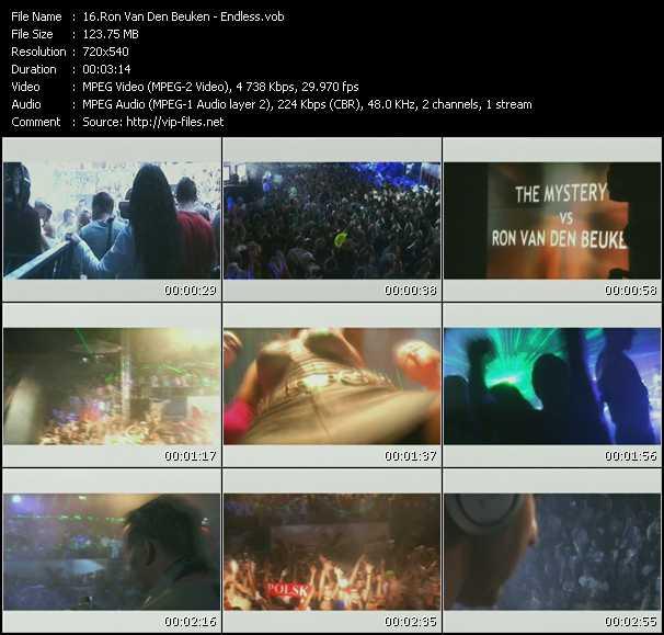 Ron Van Den Beuken video screenshot