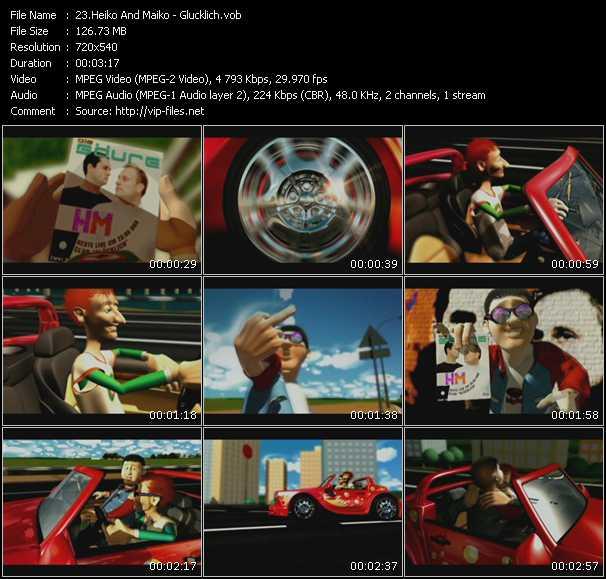 Heiko And Maiko video screenshot