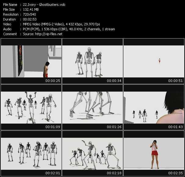 Ivory video screenshot