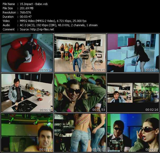 Impact video screenshot