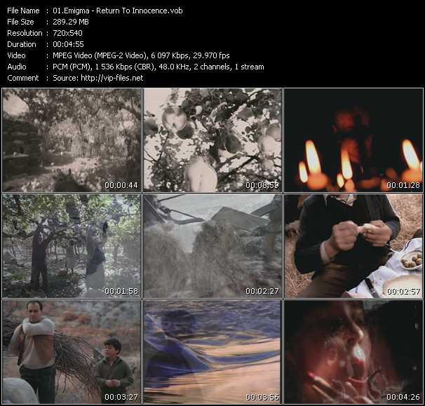 Emigma video screenshot
